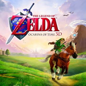 Nintendo eShop Sale The Legend of Zelda Ocarina of Time 3D