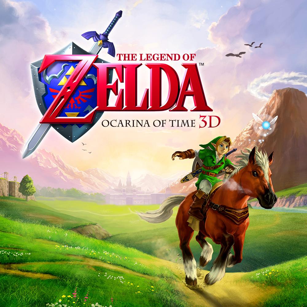 Nintendo eShop Sale The Legend of Zelda Ocarina of Time 3D