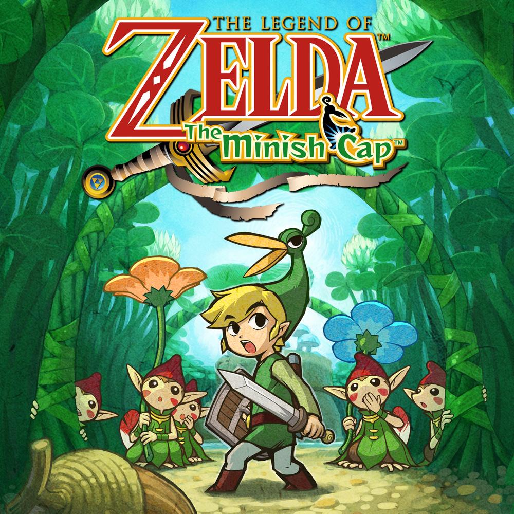 Nintendo eShop Sale The Legend of Zelda The Minish Cap