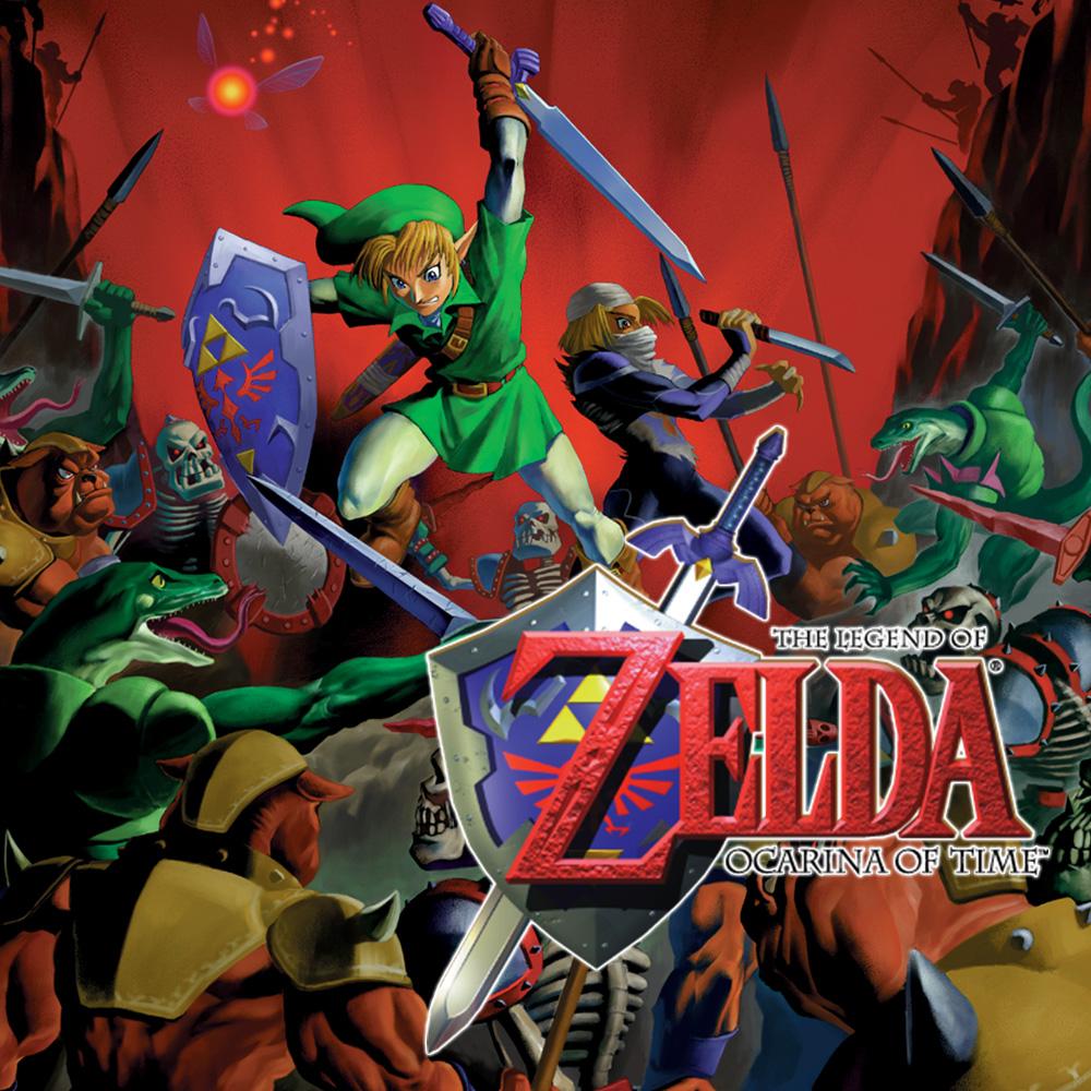Nintendo eShop Sale The Legend of Zelda Ocarina of Time