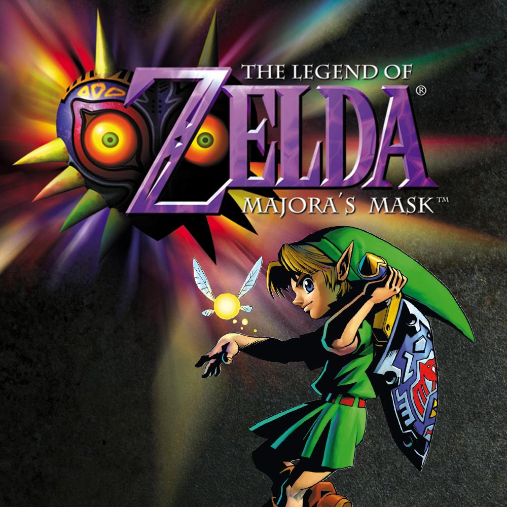 Nintendo eShop Sale The Legend of Zelda Majora's Mask