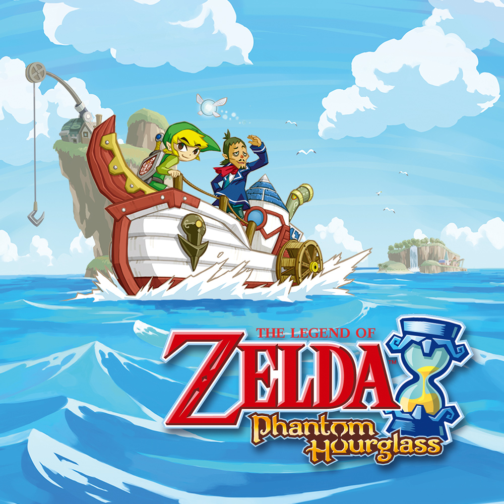 Nintendo eShop Sale The Legend of Zelda Phantom Hourglass