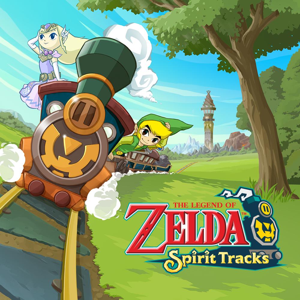 Nintendo eShop Sale The Legend of Zelda Spirit Tracks