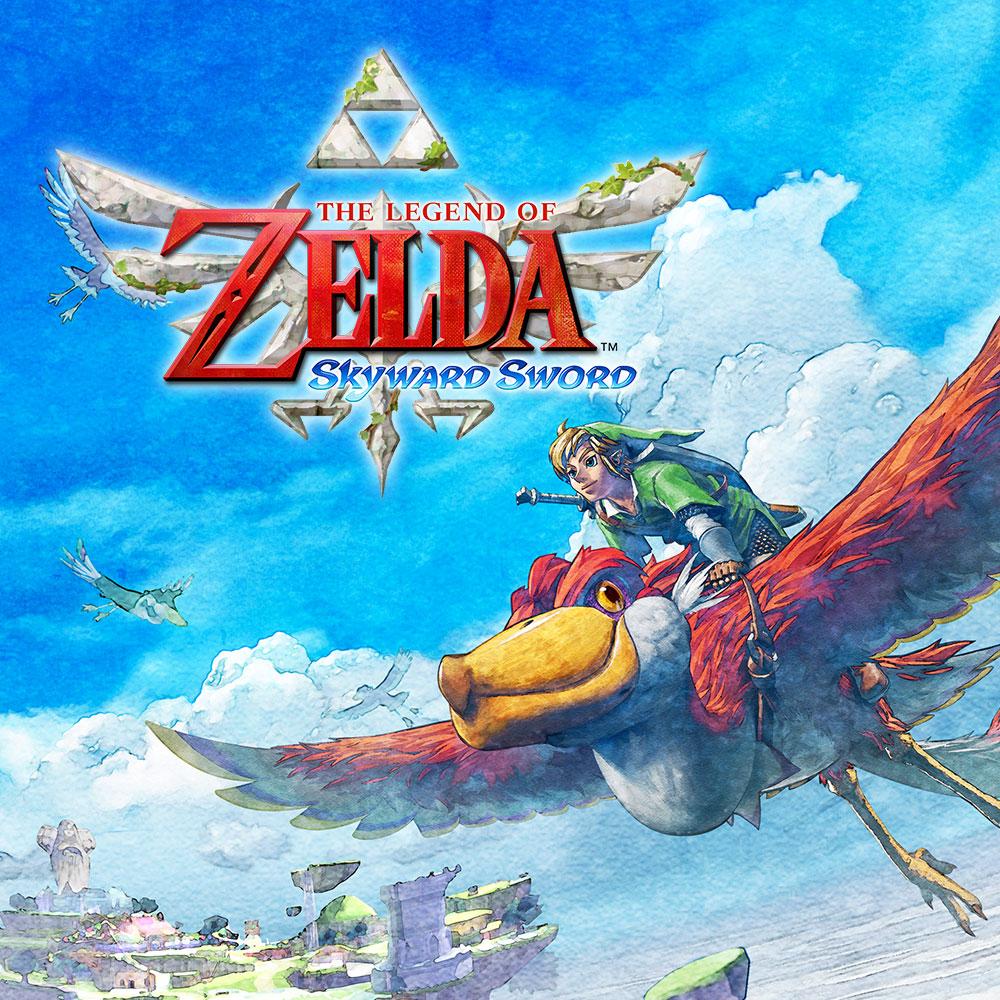 Nintendo eShop Sale The Legend of Zelda Skyward Sword