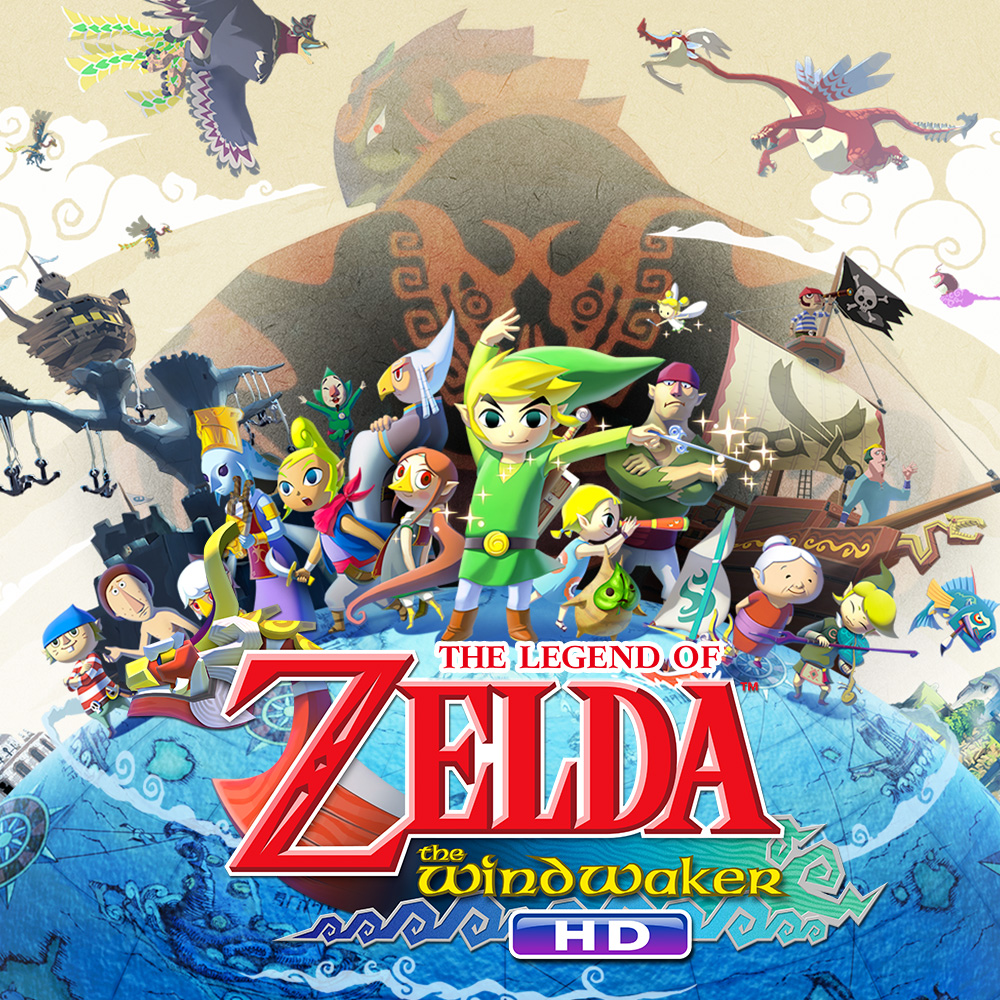 Nintendo eShop Sale The Legend of Zelda The Wind Waker HD