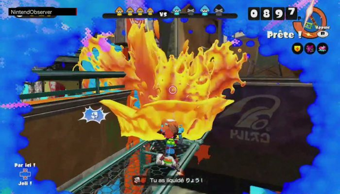 Splatoon, Splats in Music Episode 11: Sneaky