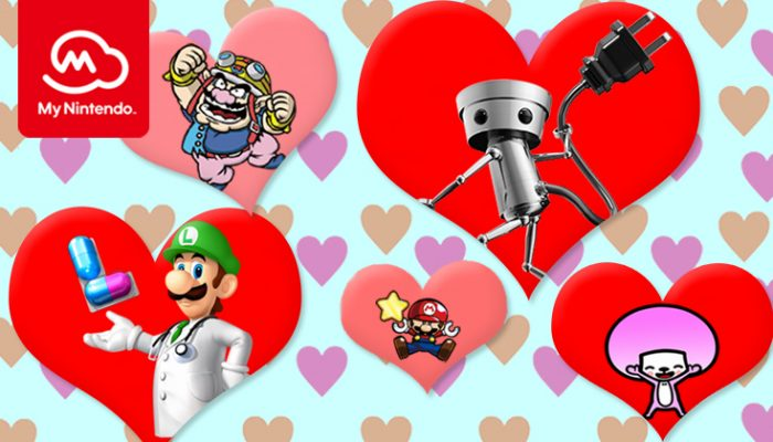 NoA: 'Celebrate Valentine's Day with some lovable characters'