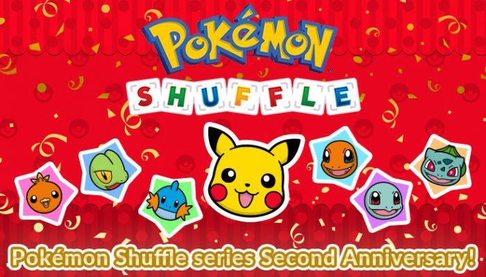 NoA: 'Pokémon Shuffle turns two'