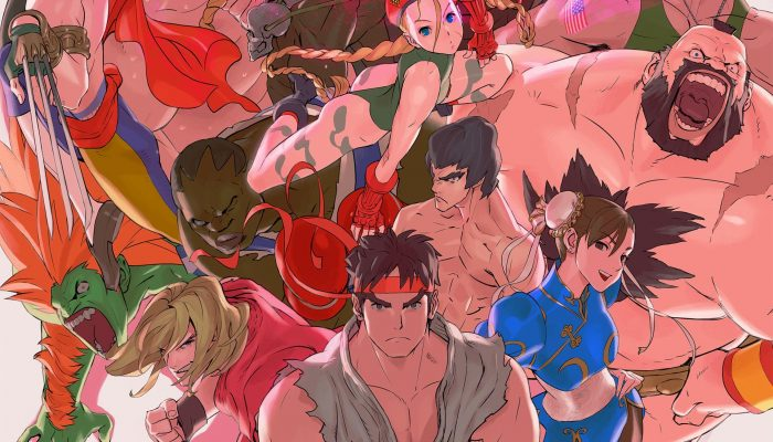 "Capcom: 'Brand-new ""Way of the Hado"" Mode Coming to Ultra Street Fighter II'"