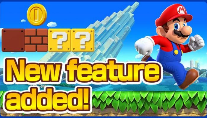 Super Mario Run now updated with an Easy Mode