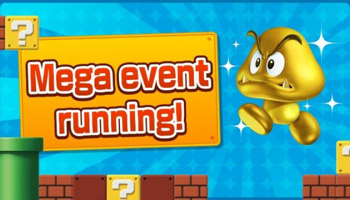 Super Mario Run gets its first Golden Goombas event