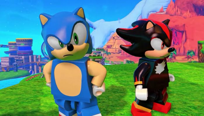 LEGO Dimensions – Sonic Meets Michael Knight