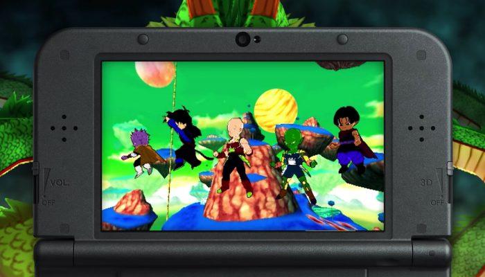 Dragon Ball Fusions – Battle Gameplay
