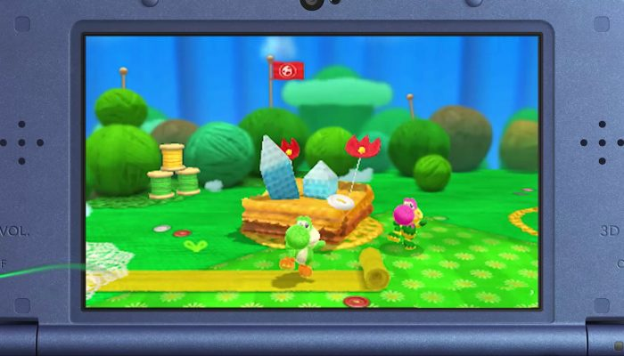 Poochy & Yoshi's Woolly World – Bande-annonce de lancement