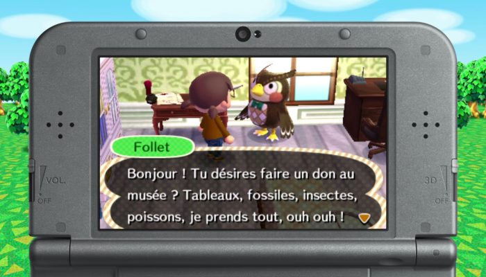 Animal Crossing : New Leaf Welcome amiibo – Thibou