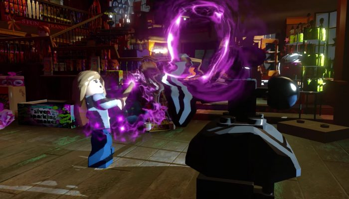 LEGO Dimensions – First Look at Hermione Granger!