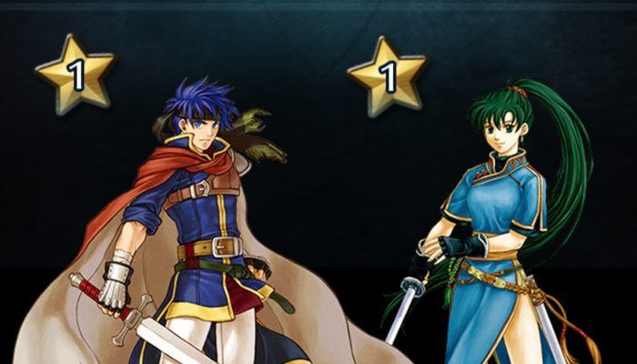 Here are the top 20 results of the Fire Emblem Heroes Choose Your Legends event