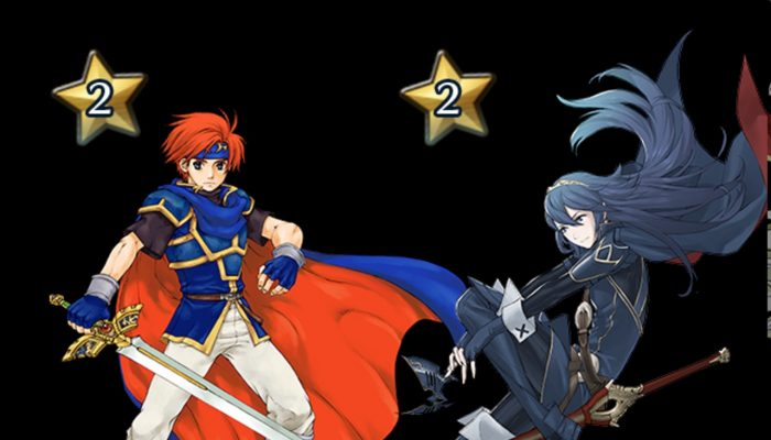 Runner-ups Roy and Lucina will get special Choose Your Legends versions as well