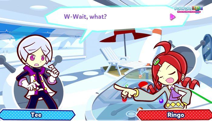 Puyo Puyo Tetris – Game Modes Trailer