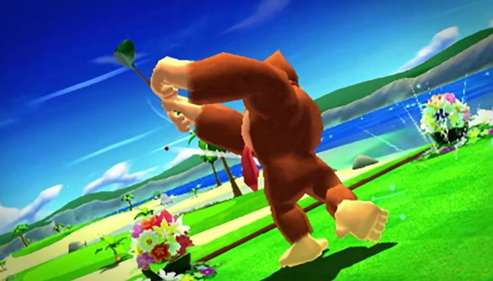 Mario Sports Superstars – Bande-annonce Golf
