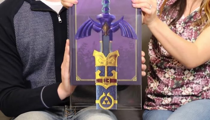 Nintendo Minute – The Legend of Zelda Art & Artifacts Book Tour
