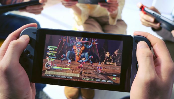 Dragon Quest Heroes I & II for Nintendo Switch – Japanese Commercial