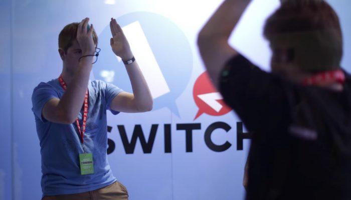 Nintendo Switch – RTX Sydney Consumer Reaction