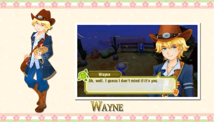 Story of Seasons: Trio of Towns – Bachelors Trailer