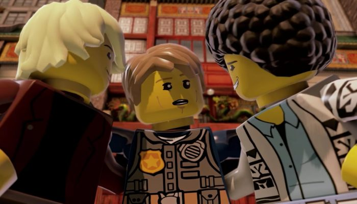 LEGO City Undercover – Bande-annonce Nintendo Switch