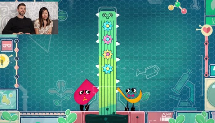 Nintendo Minute – Snipperclips: Cut it out, together! New Puzzles