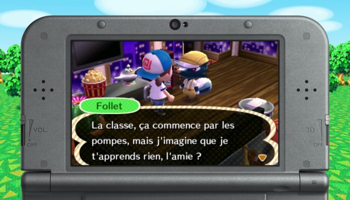 Animal Crossing : New Leaf Welcome amiibo – Blaise