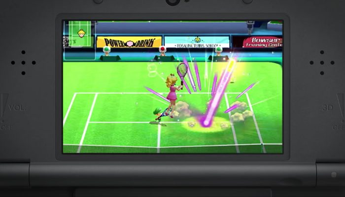 Mario Sports Superstars – Bande-annonce Tennis