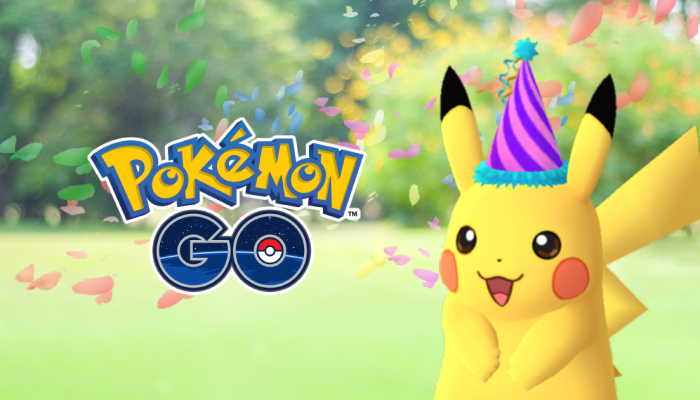 Niantic: 'Celebrate Pokémon Day with a festive Pikachu!'