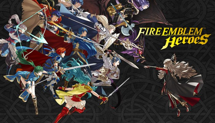 NoE: 'Fire Emblem Heroes out today for smart devices'