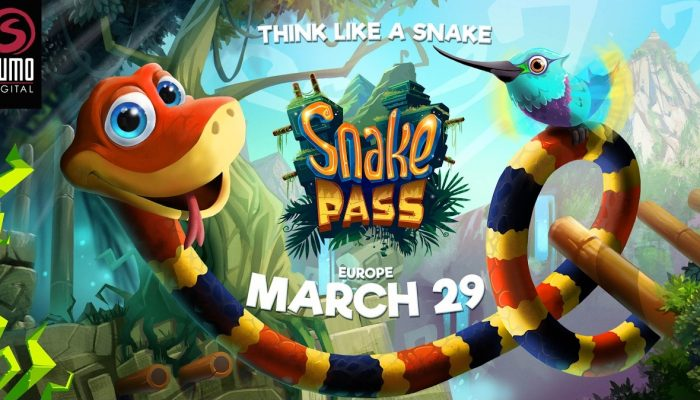 Snake Pass: 'Snake Pass Set To Launch On March 28th/29th'