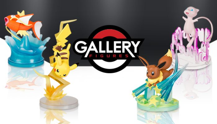 Pokémon: 'Put Your Favorite Pokémon on Display'