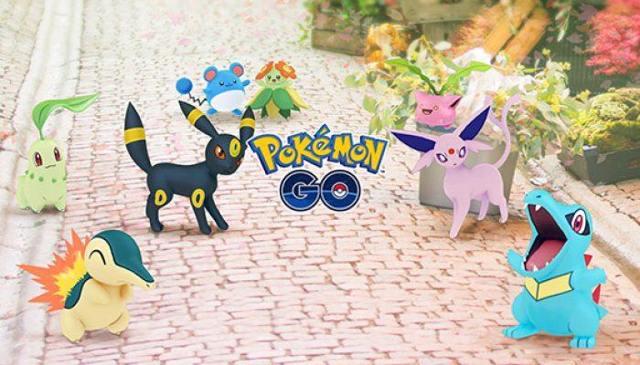 Pokémon: 'The Pokémon Go Pokédex Is Growing!'
