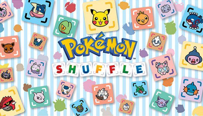Pokémon: 'Pokémon Shuffle Turns Two'