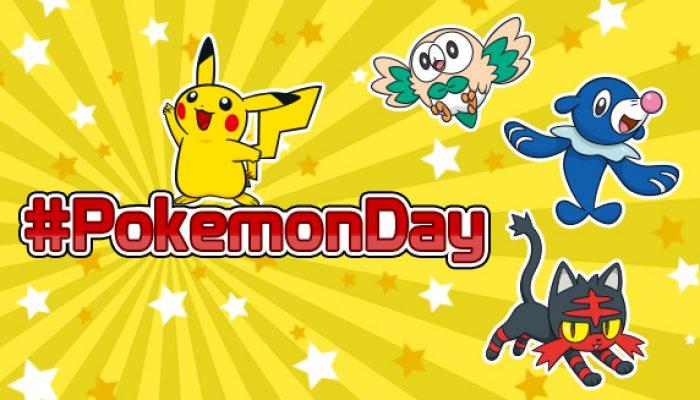 Pokémon: 'Celebrate Pokémon Day on February 27'