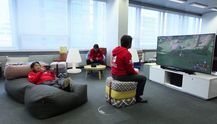 Nintendo Switch – Déballage avec M. Shibata