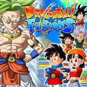 Nintendo eShop Downloads Europe Dragon Ball Fusions