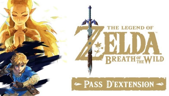 Nintendo France : 'Nintendo prépare du contenu téléchargeable pour The Legend of Zelda: Breath of the Wild'