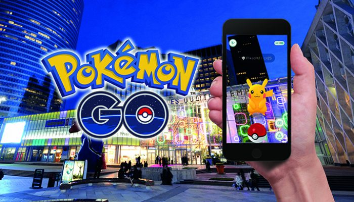 Niantic: 'Stay Warm While Playing Pokémon Go This Winter at Unibail-Rodamco Shopping Centers in Europe'