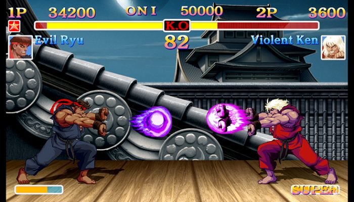 Ultra Street Fighter II launches on May 26