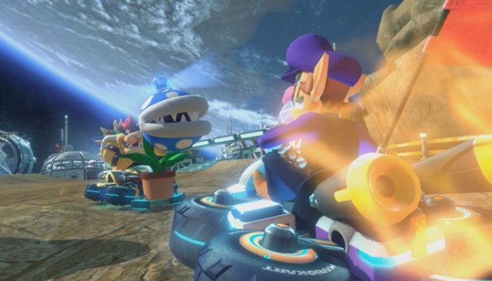 NoE: 'Race anytime, anywhere, with anyone when Mario Kart 8 Deluxe launches on Nintendo Switch on 28th April'