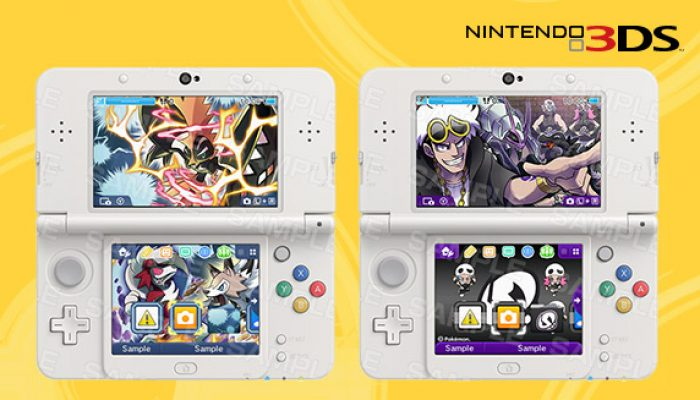 Pokémon: 'See Team Skull and Shiny Pokémon Appear on Your Nintendo 3DS'