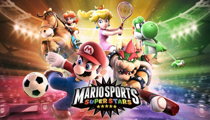 NoE: 'Stomp the competition in Mario Sports Superstars'