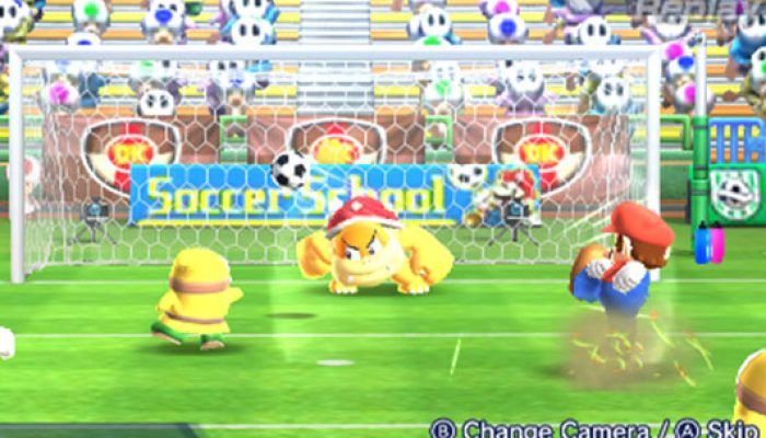 NoE: 'In shops and on Nintendo eShop now: Mario Sports Superstars'