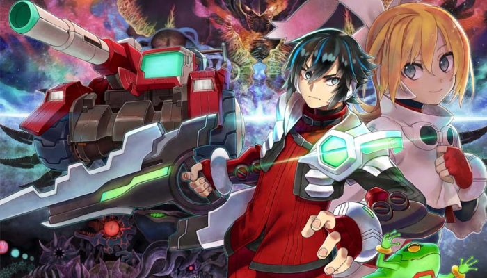 Inti Creates: 'Blaster Master Zero Coming To Nintendo Switch & Nintendo 3DS March 9, 2017'