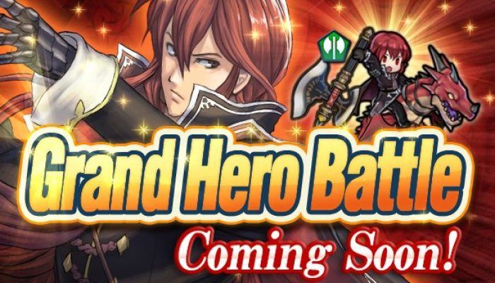 Michalis is the upcoming Grand Hero Battle in Fire Emblem Heroes
